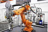 機電一體化工業機器人;