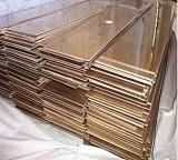 日標原廠C17200鈹銅板高導電電極無火花高強度高耐磨C17200鈹銅;