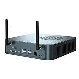 厂家直供微型电脑迷你主机R7 4800H小主机minipc台式微型迷你电脑;