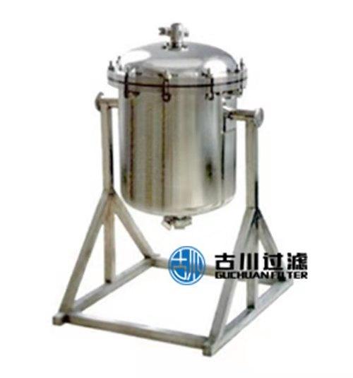 石家庄古川公司供应翻转式钛棒过滤器,可根据具体需要定制。