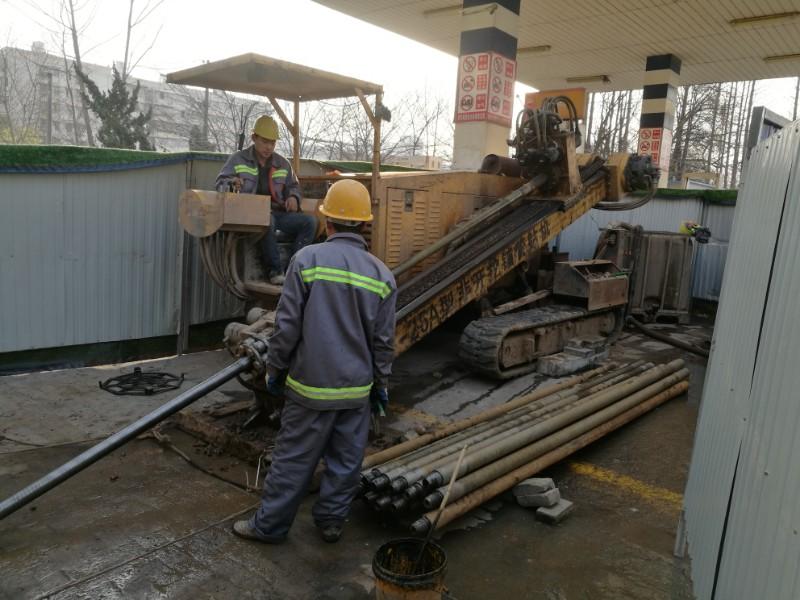 拖拉管施工