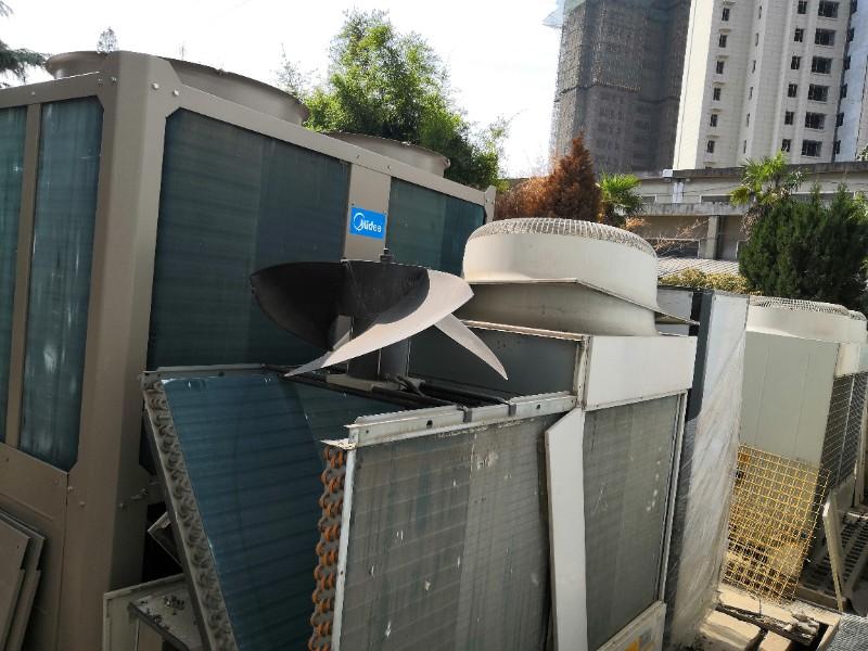 二手中央空调回收