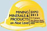 2013年印度采矿、选矿及冶炼展览会;