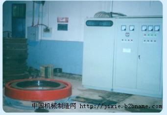 热套装中频感应加热设备;