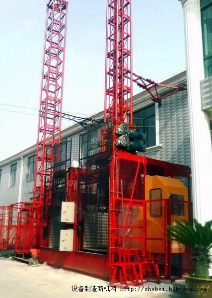 SC100/100施工电梯