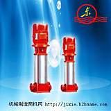 XBD-(I)型立式多級管道消防泵;