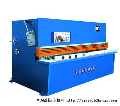 液压剪板机;