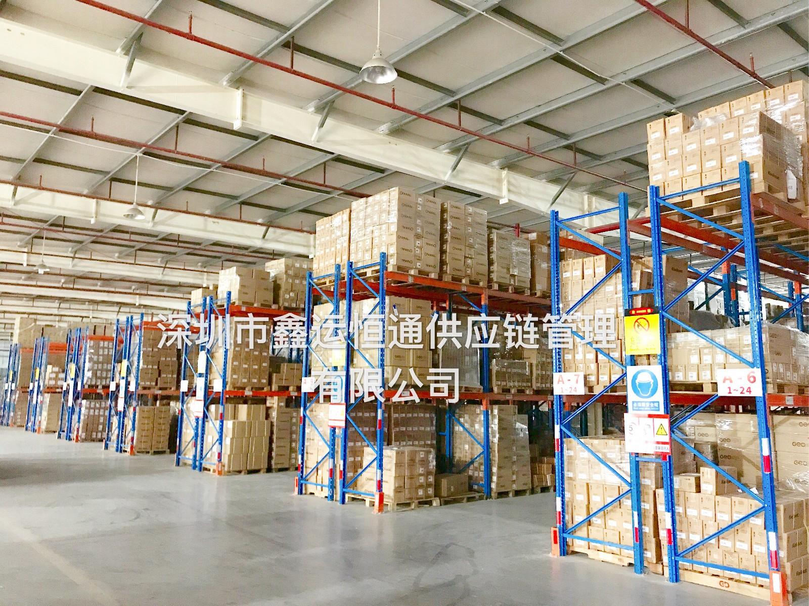 深圳哪个保税区做仓储配送有优势?