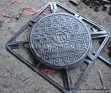 供應方形井蓋