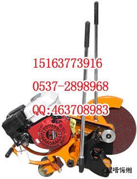 供应高品质低价内燃钢轨锯轨机;