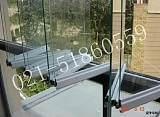 上海无框门窗维修 推拉门窗维修 门窗换密封条;