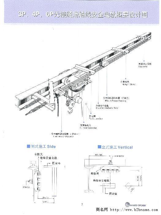 滑触线末端拉紧器厂商,电轨电源拉紧器提供-台惠;