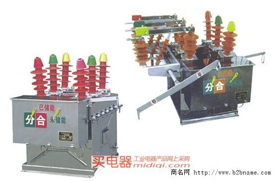 ZWJ-12永磁真空预付费;