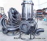 大功率耐磨沙石泵、搅拌深水抽沙泵、耐腐蚀海砂泵