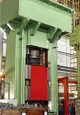 金属挤压成型液压机;