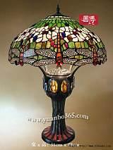 歐式創意復古蒂凡尼燈具;