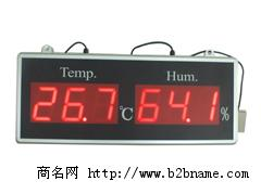 THD大屏幕温湿度显示屏厂家销售CATIC温湿;