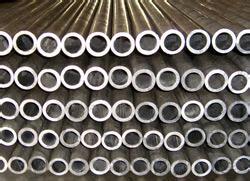 粤兴现货供应5052氧化铝管,6063无缝铝管