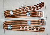 消防员安全腰带与普通腰带的区别;