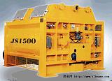 二八機械JS1500混凝土攪拌機產品優勢;