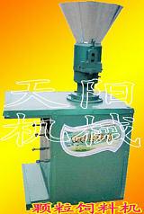 平模饲料加工设备 多功能平模饲料颗粒机;