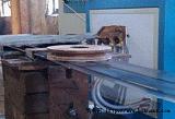 包装材料钢带热处理烤蓝生产线;