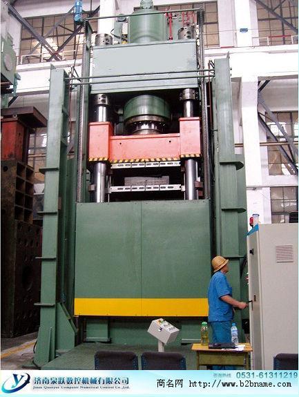 玻璃钢/复合材料制品液压机