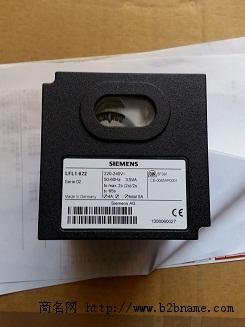 LFL1.622控制器,西门子燃烧程控器
