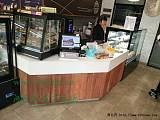 面包烘焙展示柜制作湖南木立方展柜道具有限公司