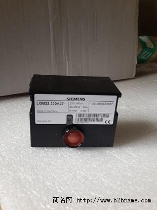 LGB22.330A27西门子机械式燃烧控制器