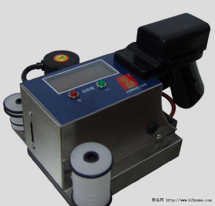 金诺170B手持喷码机限时促销,木工板材专用