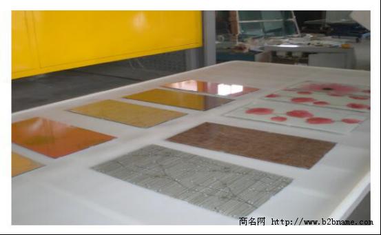 佛山福原两层左右循环玻璃真空夹胶炉;