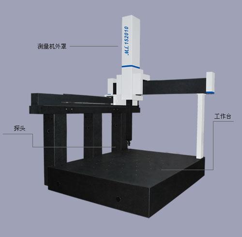 ML系列三坐标测量机;