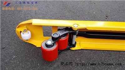 上海浦东液压车厂低价直销2吨手动液压手动液压车;