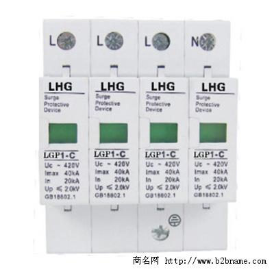 电源浪涌保护器JLSP-400/200/4P;