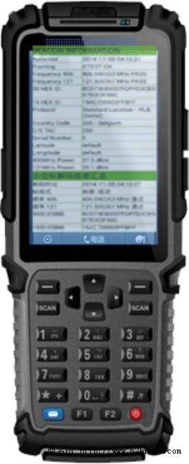 船舶通讯导航产品 示位标检测仪VRI8;