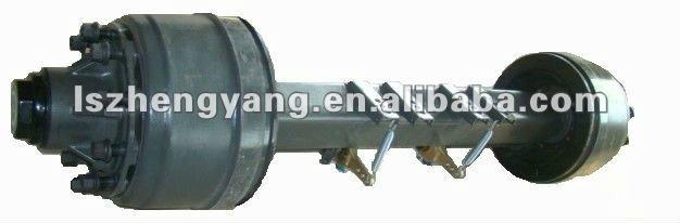 济宁梁山供应各种型号半挂车配件,优质车桥配件;
