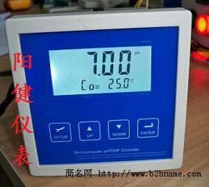 一、带清洗功能工业在线PH/ORP计控制器 ;