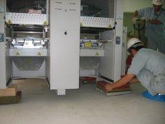 晋州设备吊装 、搬运、安装、移位、就位服务一体;