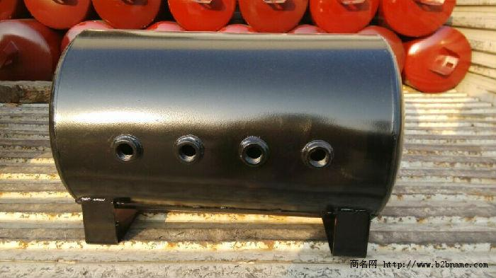 半挂车配件 40L储气筒 重型车配件商;
