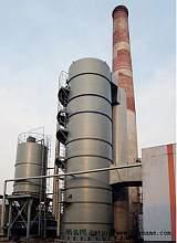 大小锅炉烟气脱硫除尘设备冷却塔化工脱硫塔;