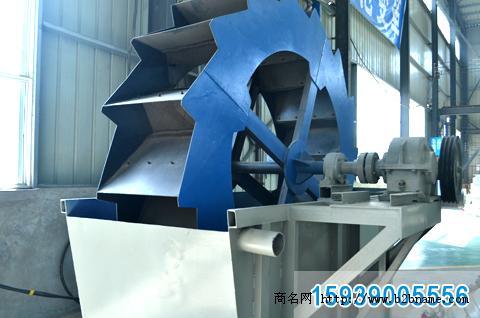 广东轮斗式洗砂机/轮式洗砂机/洗砂设备;