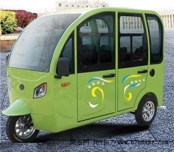 富路系列最新款老年人四轮电动车,全封闭四轮电动;