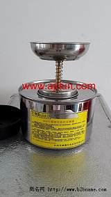 304不锈钢托盘式活塞罐 泵式清洁台 定量取液;