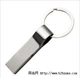 斯乐克U盘定制厂家创意金属钥匙扣指环王U盘