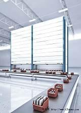 卡迪斯垂直升降式仓储系统Shuttle XP;