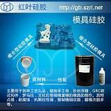 水泥石膏模具硅膠石膏娃娃翻模硅膠流動性好液體膠;