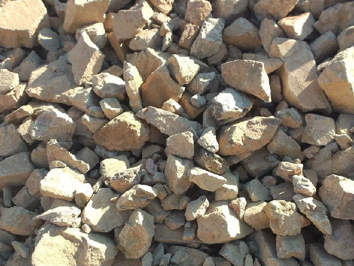 供应特种水泥用铝矾土生料;
