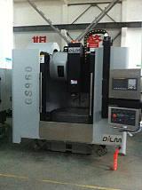 迪莱姆VMC-960高速三线数控钻攻中心数控机