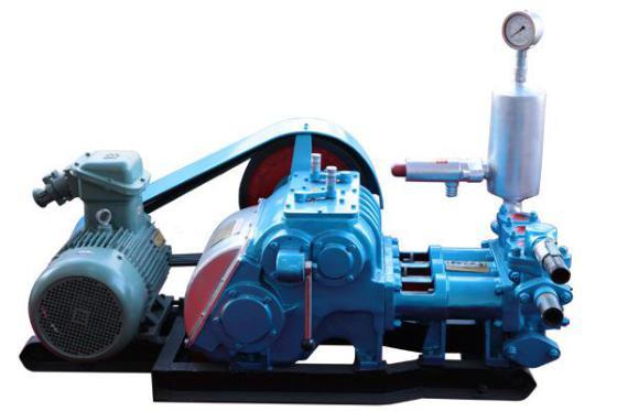 160三缸泥浆泵;